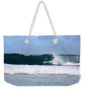 Wave Magnet Weekender Tote Bag