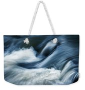 Wave Of The Veil On The River Weekender Tote Bag