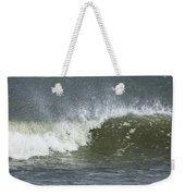 Wave Study Weekender Tote Bag