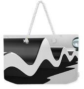 Wavelength Weekender Tote Bag