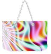 Wavelengths Weekender Tote Bag