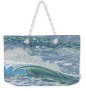 Waverider Weekender Tote Bag