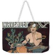 Waverley Cycles - Paris 1898 Weekender Tote Bag