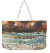 Waves 3  Weekender Tote Bag