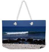 Waves In Paradise Weekender Tote Bag
