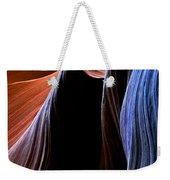 Waves Weekender Tote Bag by Mike  Dawson
