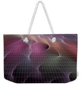 Waves Of A Rainbow Weekender Tote Bag