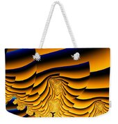 Waves Of Grain Weekender Tote Bag
