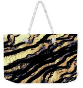 Waves Of Time 3 Weekender Tote Bag