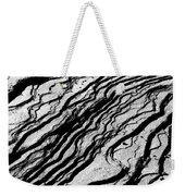 Waves Of Time Weekender Tote Bag