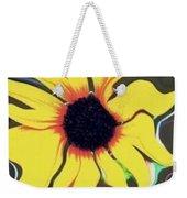 Waving Sunflower Weekender Tote Bag
