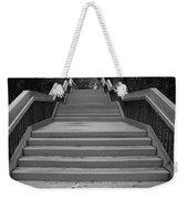 Wavy Stairs Weekender Tote Bag