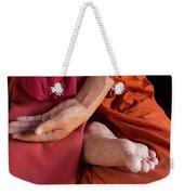 Wax Monk Weekender Tote Bag