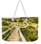 Way To Neck Beach Weekender Tote Bag