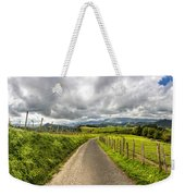 Way To Orio, Spain Weekender Tote Bag
