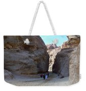 Way To Petra Weekender Tote Bag