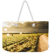 Way To Policemans Point Tasmania Weekender Tote Bag