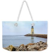 Way To The Lighthouse Weekender Tote Bag