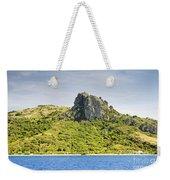 Waya Lailai Island Weekender Tote Bag