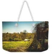 Forgotten Farmlands Weekender Tote Bag