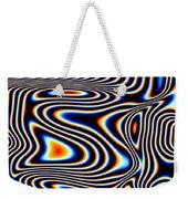 Wayward Stripes Weekender Tote Bag