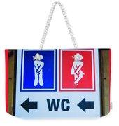 WC Weekender Tote Bag