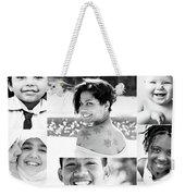 We All Smile In The Same Language Weekender Tote Bag