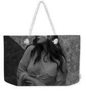 We Are All Made Of Light And Shadows Weekender Tote Bag