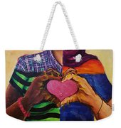 We Are All The Same Weekender Tote Bag