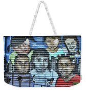 We Are The World Weekender Tote Bag