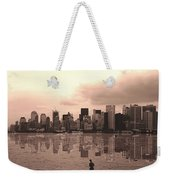 We Are Watched Weekender Tote Bag