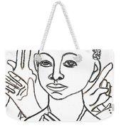 We Shall Overcome Weekender Tote Bag
