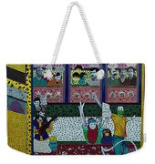 We Want Peace, Religion Of Humanity Weekender Tote Bag