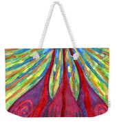 We Will Light The Sun Weekender Tote Bag
