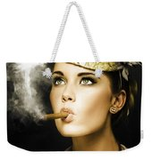 Wealth And Riches Weekender Tote Bag
