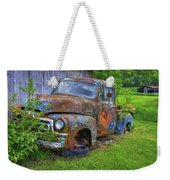 Wears Valley 1954 Gmc Wears Valley Tennessee Art Weekender Tote Bag