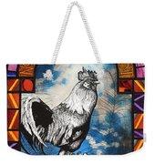 Weathercock II Weekender Tote Bag
