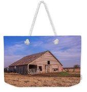 Weathered Old Barn Weekender Tote Bag