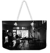 Weatherstone Coffee House  Weekender Tote Bag