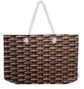 Weave Weekender Tote Bag