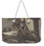 Weaver Nuenen, December 1883 - August 1884 Vincent Van Gogh 1853 - 1890 3 Weekender Tote Bag
