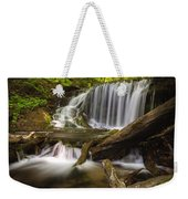 Weavers Creek Falls Weekender Tote Bag