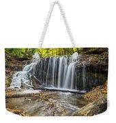 Weaver's Creek Falls Weekender Tote Bag