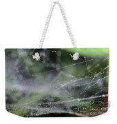 Web After Rain 2 Weekender Tote Bag