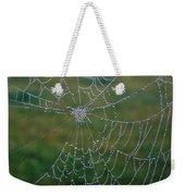 Web After The Storm Weekender Tote Bag