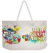 Web Design Company In Noida-wondermouse Weekender Tote Bag