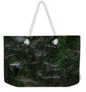 Webs Of A Tree Weekender Tote Bag