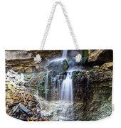 Webwood Falls Weekender Tote Bag