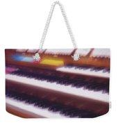 Wedding Chapel Organ Weekender Tote Bag