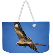 Wedgetail Eagle Flight Weekender Tote Bag
